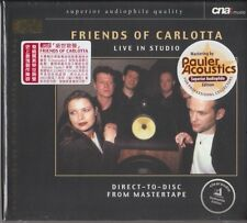 Friends Of Carlotta ‎– Live In Studio [MADE BY JVC JAPAN] XRCD 2 Günter Pauler