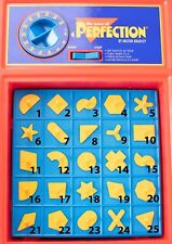 Perfection Game Replacement Pieces, Milton Bradley ~ Choose The Shapes You Need!