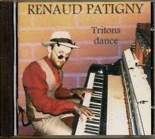 CD BLUES - Renaud Patigny – Tritons Dance (Ultra Rare !!) Made in Belgium