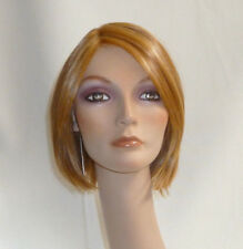 Revlon Riley wig lace front hand-tied mono top color: 123-637T Pumpkin Spice