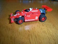 Tyco Budweiser # 3  Indy IRL slot car Unused 440 X 2