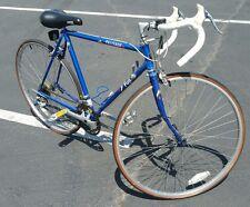 "Vintage Taiwan Blue Mens Fuji Palisade Speed Sports Fitness Bike Ex Cond 27"""