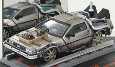 De Lorean Ritorno Al Futuro 3 Back To The Future 3 Vitesse 1:43 VE24014