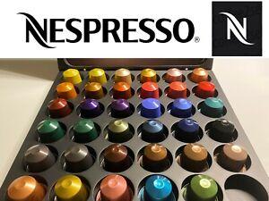 NESPRESSO  ORIGINAL COFFEE CAPSULES PODS  ALL FLAVOURS ANY QUANTITY