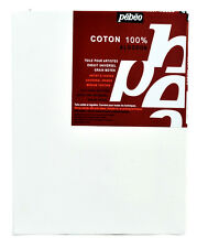 Pebeo 100% Cotton Primed Stretched Artists Painting Canvas 35 x 27 cm