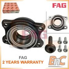 FAG FRONT WHEEL BEARING KIT AUDI OEM 713610780 4F0498625