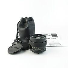 Für Contax / Yashica Carl Zeiss Distagon 2,8/28 Objektiv lens