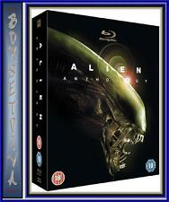 ALIEN ANTHOLOGY 1+2+3+4 *BRAND NEW BLU RAY BOXSET**