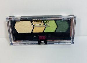 Maybelline EyeStudio Quad Eye Shadow - 135 - Enticing Emerald