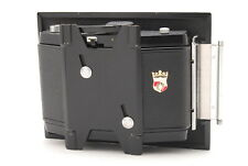 【Excellent】WISTA 6x9 120 Film Back Holder for 4x5 Camera from Japan (44-E37)