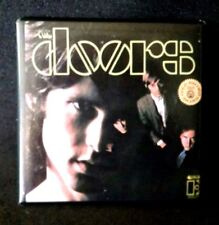 The Doors 1967 Debut Second Pressing Cover With Gold Record Award Button Pin