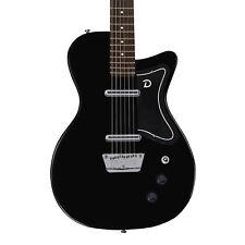 Danelectro '56 Baritone Electric Guitar in Black