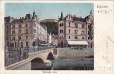 * Slovenia - Ljubljana - Spitalske ulice 1904