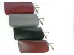 New Reading Glasses Travel Case Pouch C4