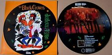 """THE BLACK CROWES JEALOUS AGAIN 12"""" VINYL PIC PICTURE DISC + BACKING CARD"""