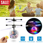 Remote Control Flying Ball Toy LED for Kids 3 4 5 6 7 8 9 10 11 Years Old Gift