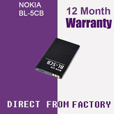 BL-5CB BL 5CB Battery for Nokia 100 101 103 109 1282 1616 1800 C1-01 C1-02 X2-05