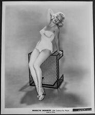 MARILYN MONROE FOX STUDIO 8x10 Glossy Original Photo-Bathing Suit Pin Up Girl
