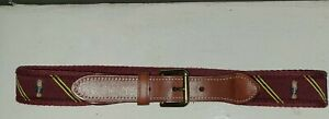 polo ralph lauren xs belt