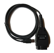 MaxDia Diag1 - OBD2 Diagnose Interface (Kabel) für BMW-Fahrzeuge - OHNE SOFTWARE