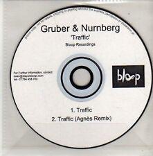 (CU630) Gruber & Nurnberg, Traffic - DJ CD