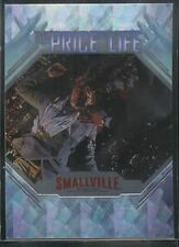 Smallville Season 5 The Price Of Life Chase Card PL4