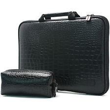 Wacom Intuos 5 Touch Medium Tablet Case Sleeve Memory Foam Bag Crocodile Black