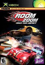 Sala de Zoom-Carrera por impacto (Microsoft Xbox, 2004) Nuevo Sellado