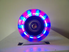 62mm Skateboard Wheels - 4 pc set LED Light Up - Really Cool No Batteries needed