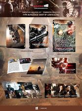 Terminator Salvation Lenticular Steelbook Kimchidvd Exclusive Edition 1373/1500