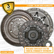 SEAT ALTEA XL 2.0 FSI DMF Flywheel & Clutch Kit 150 10/06-03/09 MPV BVY BVZ