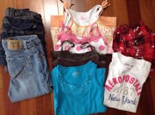 Girls 8 Piece Lot Size 10 Clothing from Justice, Aeropastale, Gap Spring Summer