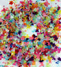 Large Biodegradable Confetti Box - 25 Handfuls/ Cones Rainbow Colours / Custom