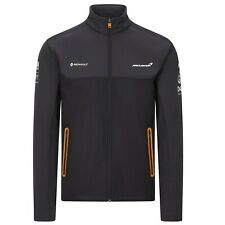 McLaren F1 2020 Men's Team Softshell Jacket Dark Charcoal