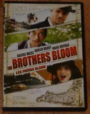The Brothers Bloom DVD.  Rachel Weisz, Mark Ruffalo, Adrien Brody