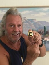 HONKY TONK MAN 2019 HALL OF FAME Replica Ring WWE WCW WWF