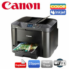 Canon Maxify Inkjet Computer Printers with Manufacturer's Warranty