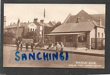 Wandsworth Real Photographic (rp) Collectable London Postcards