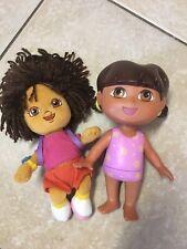Dora The Explorer Mattel and TY Beanie lot