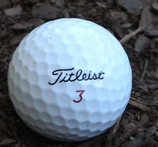 100 Titleist NXT Tour Excellent Condition Golf Balls
