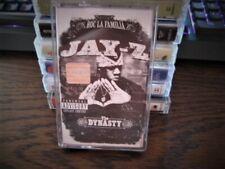 Jay-Z The Dynasty Roc La Familia 2000 Made in Bulgaria CASSETTE Ultra Rare Tape