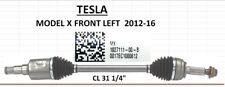Genuine Tesla 1027111-00-B Model X Drive Shaft CV Axle Front Left  2012-2016
