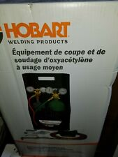 Hobart Medium-Duty Oxy-Acetylene Cutting and Welding Outfit - New- Free Shipping