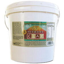 Redmond Argilla in polvere-ORIGINALE RARO High Deserto Bentonite Argilla dallo UTAH [2.7 KG]