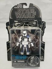 """2014 Star Wars The Black Series Captain Rex #09 3.75"""" Action Figure Opened Rare"""