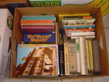 Große Kiste Bücher, Bananenkiste, für Leseratten ca. 45 Stück, 10