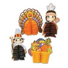 Thanksgiving Playmates Mini Centerpieces Thanksgiving Party Decorations