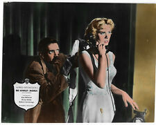 Bei Anruf-Mord Alfred Hitchcock Grace Kelly Robert Cummings 1. WA-AHF #6