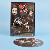 WWE Extreme Rules 2016 DVD - WWF WCW ECW Pro Wrestling - GUARANTEED