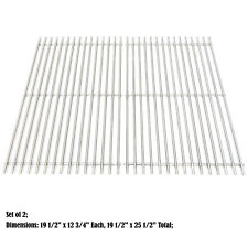 Weber Genesis E and S series Replacement Solid Stainless Steel Cooking grids